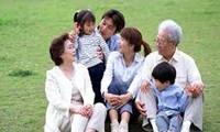 ครอบครัวแบบดั้งเดิมในสังคมสมัยใหม่