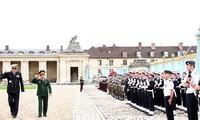 ความร่วมมือด้านการป้องกันประเทศมีส่วนร่วมผลักดันความสัมพันธ์ระหว่างเวียดนามกับฝรั่งเศส