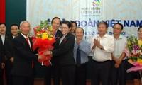 เวียดนามเข้าร่วมการแข่งขันฝีมือแรงงานโลกปี๒๐๑๓ ณ ประเทศเยอรมนี
