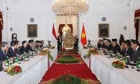 เวียดนามและอินโดนีเซียออกแถลงการณ์ร่วม