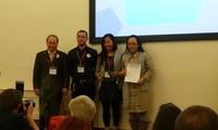 โรงเรียนสอนภาษาเวียดนามได้รับรางวัลจากสถาบันBritish Academyของอังกฤษ