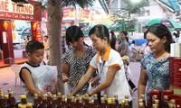 """โครงการ """"ชาวเวียดนามให้ความสนใจใช้สินค้าเวียดนาม""""มีพลังจูงใจอย่างกว้างขวาง"""