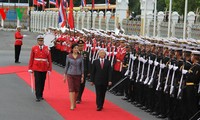 """""""หุ้นส่วนยุทธศาสตร์"""" – นิมิตรหมายใหม่ในความสัมพันธ์ระหว่างเวียดนามกับไทย"""