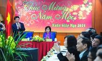 สถานีวิทยุเวียดนามควรพัฒนาช่องโทรทัศน์รัฐสภาให้กลายเป็นกระบอกเสียงของรัฐสภาเวียดนามอย่างเป็นทางการ