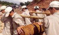 องค์การต้นไม้สันติภาพจะให้ความช่วยเหลือการเก็บกู้กับระเบิดในเวียดนามอย่างแข็งขัน