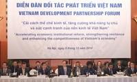 บรรดาหุ้นส่วนพัฒนาให้คำมั่น จะสนับสนุนเวียดนามปฏิบัติเป้าหมายพัฒนาต่อไป