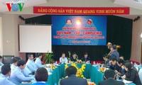เปิดการประชุมความร่วมมือเยาวชนเวียดนาม ลาว กัมพูชาปี๒๐๑๔