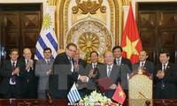 ประธานสภาล่างอุรุกวัยเสร็จสิ้นการเยือนเวียดนาม