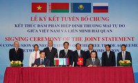 เวียดนามมีโอกาสขยายการส่งออกไปยังรัสเซียและสหภาพศุลกากร