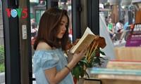 Phố sách Hà Nội – những trải nghiệm tri thức