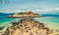 Bình Ba - vẻ đẹp êm đềm biển đảo