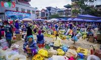 Chợ phiên Bắc Hà, những sắc màu văn hóa vùng cao