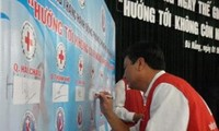 Hoạt động hưởng ứng ngày thế giới phòng, chống HIV/AIDS