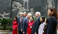 Thượng nghị sỹ Mỹ John McCain mong muốn thúc đẩy quan hệ với Việt Nam