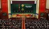 Quốc hội tiến hành biểu quyết thông qua 6 dự án Luật quan trọng