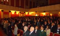 Mít tinh kỷ niệm 40 năm chiến thắng Điện Biên Phủ trên không tại LB Nga
