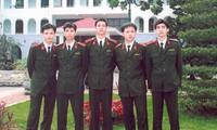 Chủ tịch nước Trương Tấn Sang làm việc với Học viện An ninh