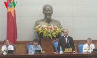Phó Thủ tướng Nguyễn Xuân Phúc tiếp Đoàn cựu tù tỉnh Quảng Ngãi