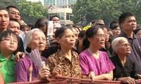 Truyền thông quốc tế đưa tin xúc động về tang lễ Đại tướng Võ Nguyên Giáp