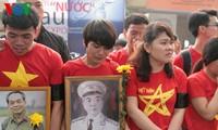 Lưu giữ ảnh Đại tướng Võ Nguyên Giáp tại Bảo tàng Lực lượng vũ trang Miền Đông Nam Bộ