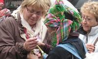 Phụ nữ dân tộc ở Sa Pa - nét văn hóa đặc sắc mà quyến rũ