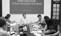 Khởi động chương trình Tự hào nông dân Việt