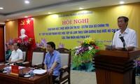 Tiếp tục đẩy mạnh việc học tập và làm theo tấm gương đạo đức Hồ Chí Minh