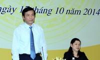 Họp báo công bố Chương trình kỳ họp thứ 8, Quốc hội khóa 13