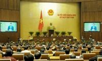 Ngày 30/10, Quốc hội thảo luận ở hội trường về tình hình kinh tế - xã hội năm 2014 và nhiệm vụ 2015