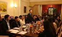 Trí thức người Việt tại Anh mong muốn góp phần xây dựng đất nước