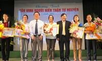 Lễ tôn vinh người hiến thận tự nguyện nhân kỷ niệm 200 ca ghép thận thành công tại Bệnh viện TƯ Huế