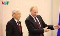 Tuyên bố chung về tiếp tục tăng cường quan hệ đối tác chiến lược toàn diện giữa Việt Nam và LB Nga