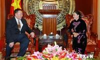 Việt Nam coi trọng phát triển quan hệ với Mông Cổ