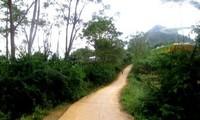 Xã San Thàng, tỉnh Lai Châu, vượt khó xây dựng nông thôn mới
