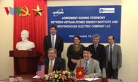 Việt Nam và Hoa Kỳ ký thỏa thuận hợp tác đào tạo nhân lực về hạt nhân