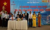 Huyện Côn Đảo khánh thành dự án thí điểm điện mặt trời