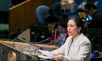 Việt Nam luôn tôn trọng các mục đích và nguyên tắc của Hiến chương Liên hợp quốc