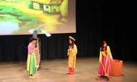 Sinh viên Việt Nam quảng bá hình ảnh quê hương tại Vương quốc Anh
