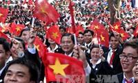 Việt Nam - Biểu tượng của chiến thắng trong trái tim những người lao động Italy