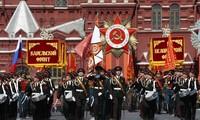 Lễ duyệt binh kỷ niệm 70 ngày chiến thắng phát xít tại Quảng trường Đỏ, Nga