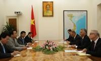 Thụy Sỹ ủng hộ Việt Nam trong việc hội nhập sâu rộng kinh tế quốc tế