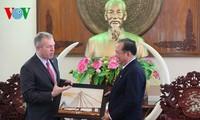 Đại sứ Hoa Kỳ Ted Osius: Thành phố Cần Thơ có những lợi thế cạnh tranh trong thu hút đầu tư