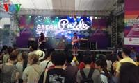 Sôi động Liên hoan âm nhạc ASEAN Pride 2015