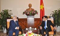 Đại sứ Hy Lạp sang Việt Nam nhận nhiệm vụ công tác