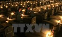 Tất cả cơ sở đoàn trên địa bàn TP HCM có công trình kỷ niệm Ngày thương binh liệt sĩ 27/7