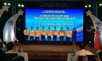 Hà Nội công bố kết quả ứng dụng công nghệ thông tin