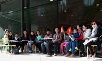 Hỗ trợ du học sinh Việt mới sang Stockholm hòa nhập cộng đồng