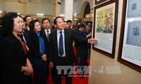 Trưng bày tư liệu quý về chủ quyền Hoàng Sa, Trường Sa tại Hải Phòng