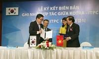 Ngành dệt may của Việt Nam thu hút nhà đầu tư Hàn Quốc