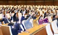 Văn phòng Quốc hội giới thiệu 77 ứng cử viên ứng cử Đại biểu Quốc hội khóa XIV